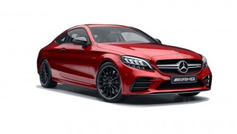 Mercedes Benz C Coupe 43 AMG