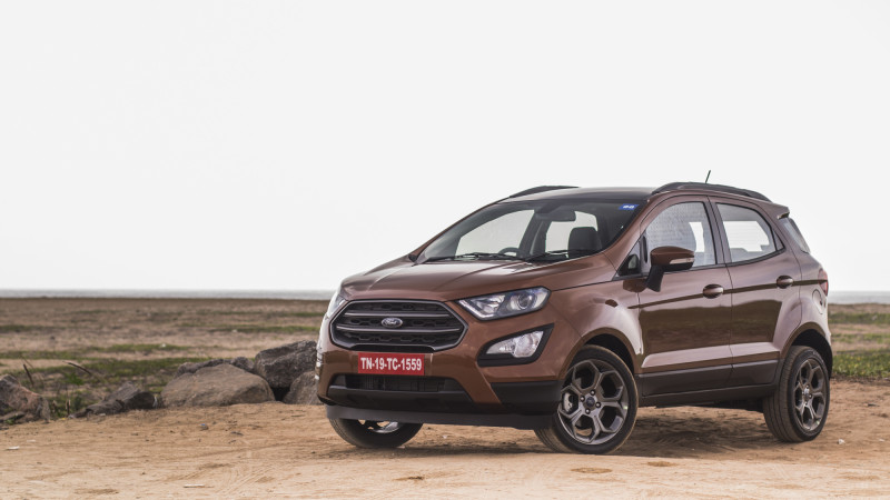 Ford recalls EcoSport Petrol for software update