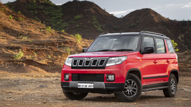 Discounts up to Rs 76,500 on Mahindra XUV300, TUV300 and Scorpio