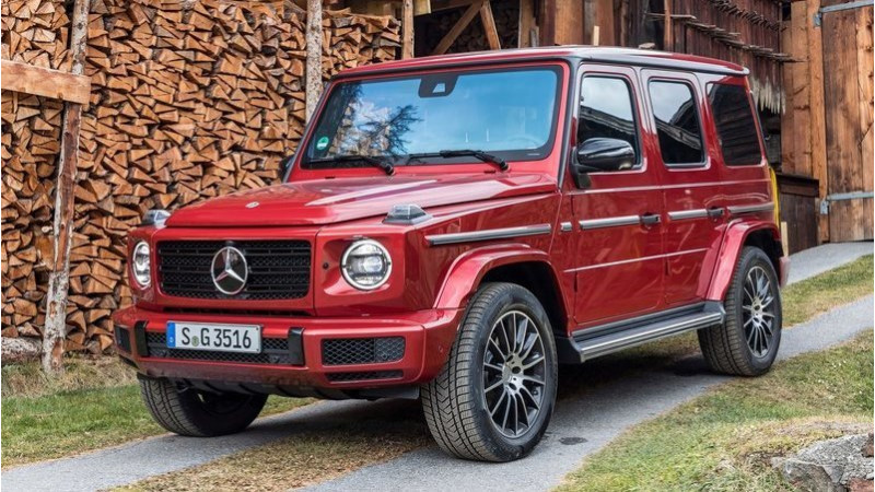 Mercedes-Benz to launch G 350d in India tomorrow