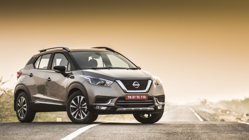 Nissan Kicks launched in India at Rs 9.55 lakhs
