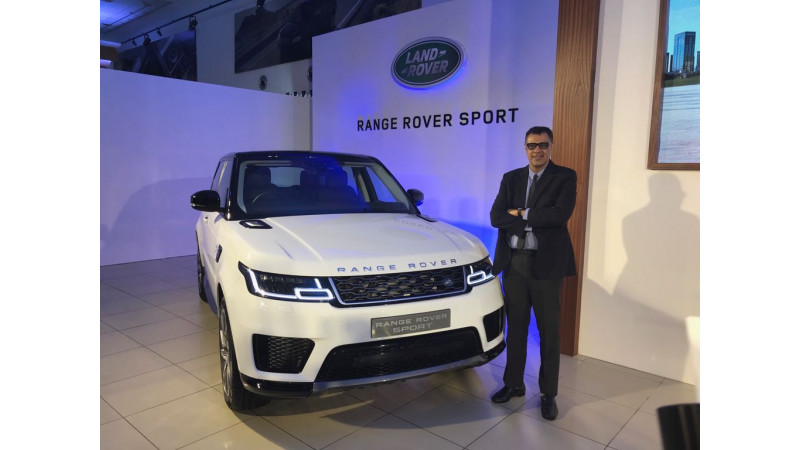 New Range Rover Sport launched for Rs 99.48 lakhs