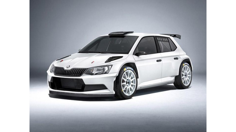 Skoda Fabia R5 emerges as an impressive rally car