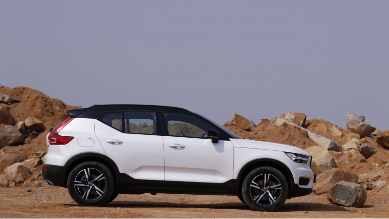 Volvo to launch XC40 in India tomorrow